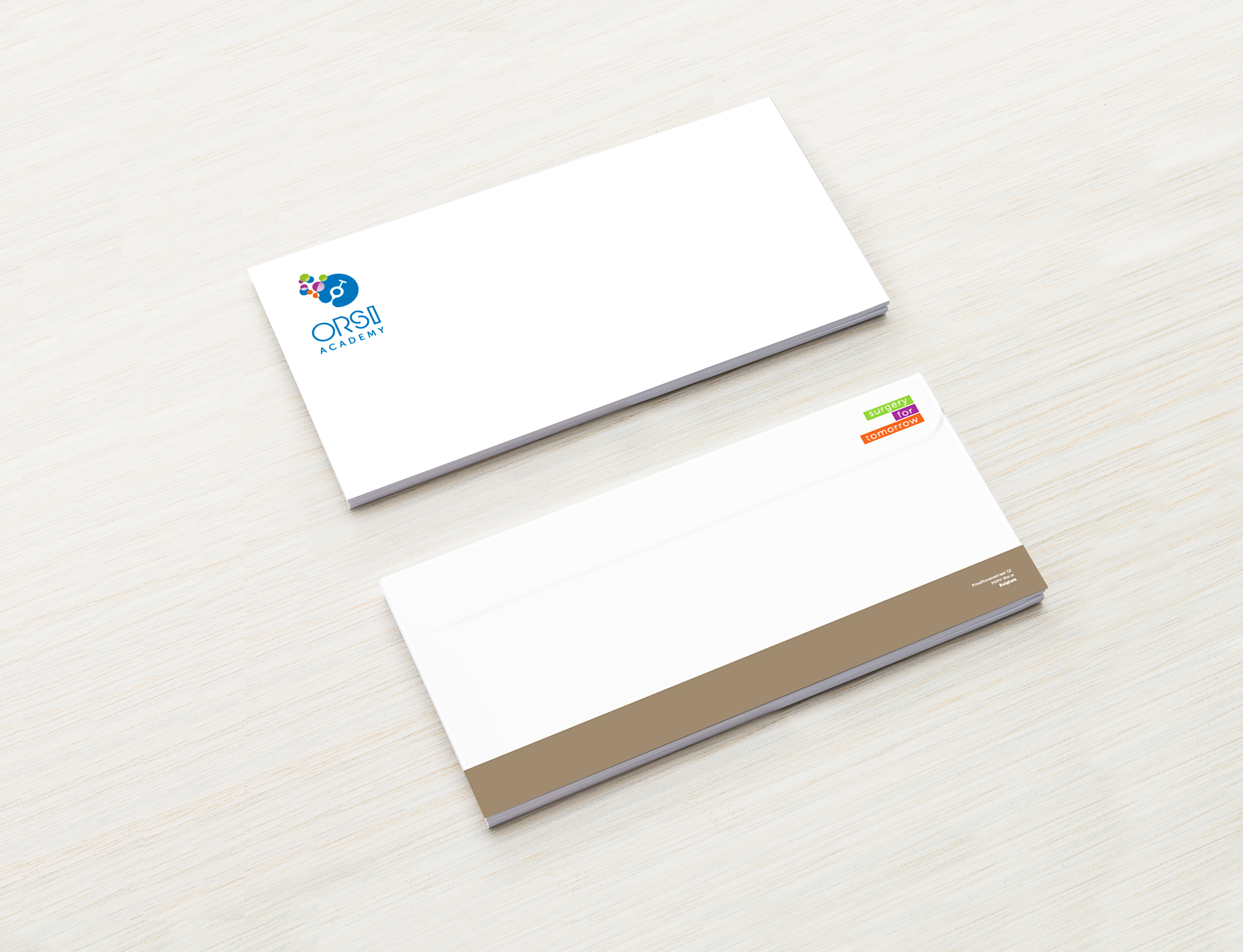 Orsi envelopes design