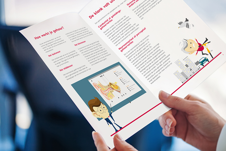 Medical brochure design agency